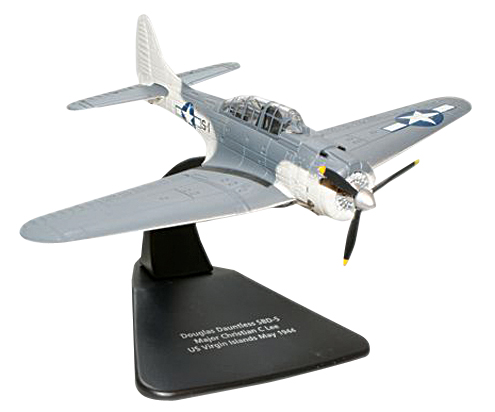 SBD-5 Dauntless 1/72 1944 (AC022)